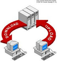 how to download and upload